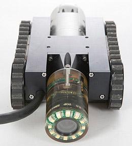 Micro Magnetic Crawler Crawler Vehicles Rit